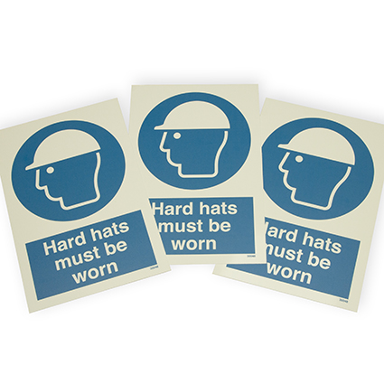 H&S signs_Product