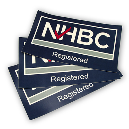 NHBC registered_Product
