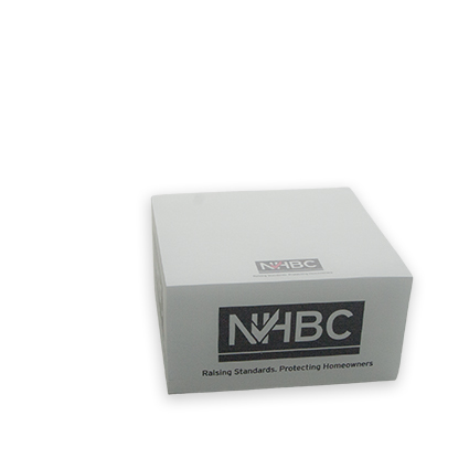 NHBC Post-it note pad_Product