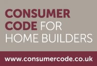 Consumer Code window cling; Consumer Code stickers