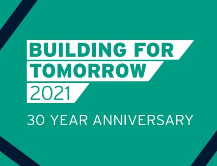 Building for tomorrow 2021